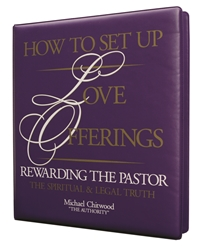 How to Set Up Love Offerings